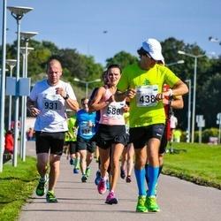 SEB Tallinna Maraton - Urmo Rae (438), Siiri Leskov (580), Jari Liimatainen (931)