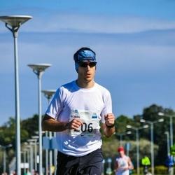 SEB Tallinna Maraton - Roman Dranov (206)