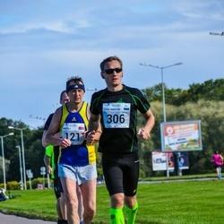 SEB Tallinna Maraton - Anatoli Klisheuski (121), Sten-Martin Kreisberg (306)