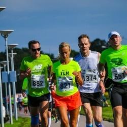 SEB Tallinna Maraton - Sirje Kink (821), Dieter Theiner (882), Pentti Anttonen (1374)