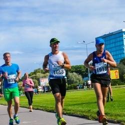 SEB Tallinn Marathon - Kaspar Mihailov (1668), Kaarel Tõruvere (1913)
