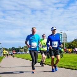 SEB Tallinna Maraton - Ilkka Westling (53), Juha Hakasalo (574)