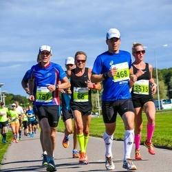 SEB Tallinn Marathon - Mikko Kirkkopelto (66), Alar Lehesmets (468), Priit Överus (757)