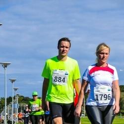 SEB Tallinna Maraton - Rannar Härmaste (884), Maris Aagver (1796)