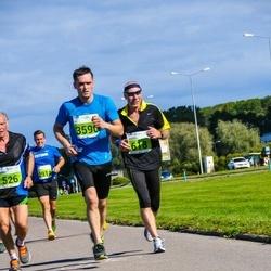 SEB Tallinna Maraton - Anatoli Šuvalov (618), Alexey Nikonovicm (3590)