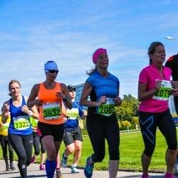 SEB Tallinna Maraton - Karin Stang Volden (2082), Anni Niidumaa (3632)