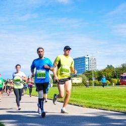 SEB Tallinna Maraton - Boris Fridman (1010), Ott Talvik (3505)