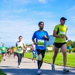 SEB Tallinna Maraton - Boris Fridman (1010)