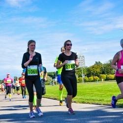 SEB Tallinna Maraton - Kadi Lepmets (1065), Aet Köster (2745)