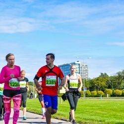 SEB Tallinna Maraton - Artur Müür (2389), Kätlin Klemmer (2812)