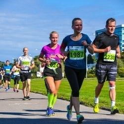 SEB Tallinna Maraton - Kadi-Riin Leisalu (1987), Suvi Kinnunen (2024)