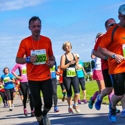 SEB Tallinna Maraton - Maarika Meier (1193), Ado Are (2002)