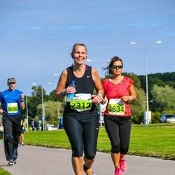 SEB Tallinna Maraton - Camilla Lindman (2312), Krista Rüüt (3634)