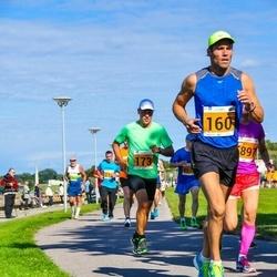 SEB Tallinna Maraton - Andre Himuškin (160), Kalmet Kala (173)