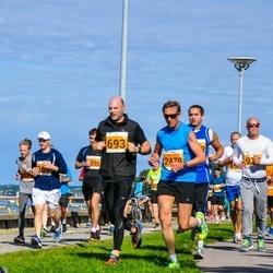 SEB Tallinna Maraton - Aron Jäger (693), Svein Austrheim (2479)