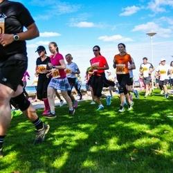 SEB Tallinna Maraton - Maire Iin (3091), Anna Stupakevich (5864)