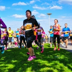 SEB Tallinna Maraton - Siiri Kerge (826)