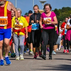 SEB Tallinna Maraton - Õilme Seire (8494), Annemai Viet (12048)