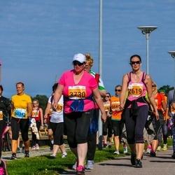 SEB Tallinna Maraton - Berit Rajaveer (2619), Maaris Djakov (3730), Maie Särak (10007)