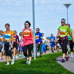 SEB Tallinna Maraton - Anneli Sildmaa (3039), Mai Kerves (3488)