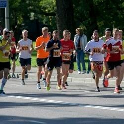 SEB Tallinna Maraton - Brendan Peo (181), Krister Haav (185), Indrek Sniker (203), Kristjan Tammearu (446), Kristjan Kalekin (517)