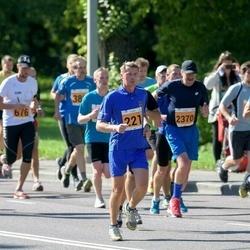 SEB Tallinna Maraton - Rasmus Kurm (221), Aare Randma (2370)