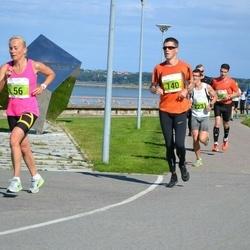 SEB Tallinna Maraton - Kirti Rebane (56), Andre Lomaka (140)