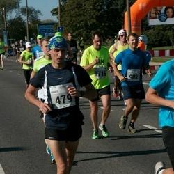 SEB Tallinna Maraton - Arndt Vehlmann (479), Indrek Läns (1716)