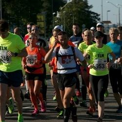 SEB Tallinna Maraton - Raido Kukk (246), Caisa-Merili Mõik (953), Mare Mändla (1826)