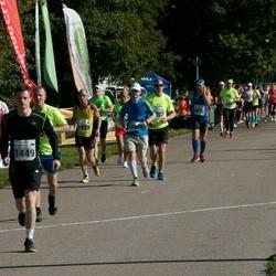 SEB Tallinna Maraton - Priidu-Evert Pärna (1449), Artur Rauhiainen (1939)
