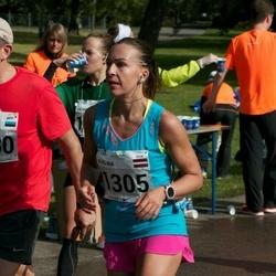 SEB Tallinna Maraton - Evelina Parhomenko (1305), Tarmo Kangur (1780)