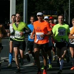 SEB Tallinna Maraton - Andres Aunap (76), Vitali Antipov (129), Sergei Bessonov (2087), Aleksei Kuligin (2154)