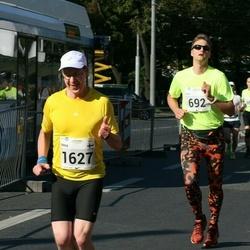 SEB Tallinna Maraton - Heiti Zukovits (692), Mika Toiviainen (1627)