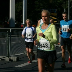 SEB Tallinna Maraton - Birgi Putkonen (540), Tauri Talu (841), Ulla Meresma (943), Anni Kingsepp (1630)