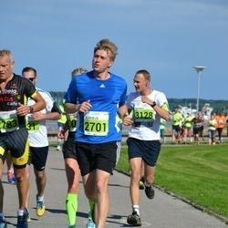 SEB Tallinna Maraton - Aleksejs Marcenko (2701), Herkko Hani (3128)