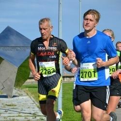 SEB Tallinna Maraton - Aleksejs Marcenko (2701), Tiit Šumanov (2783)