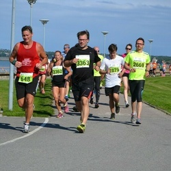 SEB Tallinna Maraton - Mark Van Der Linde (648), Bernhards Blumbergs (2669), Martin Pärn (3363)