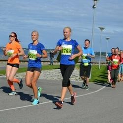 SEB Tallinna Maraton - Brita Kaasik (1798), Engeli Vennik (2921)