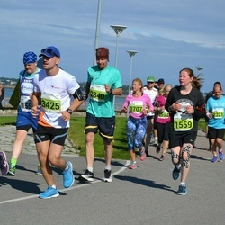 SEB Tallinna Maraton - Stella Saveleva (1559), Ari Nässi (2840), Ivan Galkin (3425)