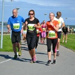 SEB Tallinna Maraton - Aet Köster (2745), Jelena Pjatkova (3200), Jolan Ševtsov (3241)