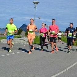 SEB Tallinna Maraton - Rando Reining (1848), Age Veemees (2229), Antti Kyläkoski (3069), Kariliis Liiskmaa (3090)