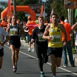 SEB Tallinna Maraton - Aare Kutsar (37), Rain Bõmberg (123), Steven Rehelem (3211)