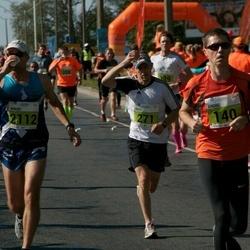 SEB Tallinna Maraton - Andre Lomaka (140), Marko Greenbaum (271), Mikko Laukkanen (2112)