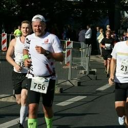 SEB Tallinna Maraton - Agur Jõgi (756), Ailar Väärtmaa (2135)