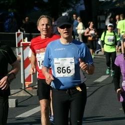 SEB Tallinna Maraton - Ari Setälä (865), Mikko Seppänen (866), Marina Kummer (1030)