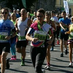 SEB Tallinna Maraton - Renda Randoja (1888), Briti Klimberg (2691)