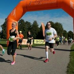 SEB Tallinna Maraton - Agnese Laktina (690), Anssi Partanen (2622)