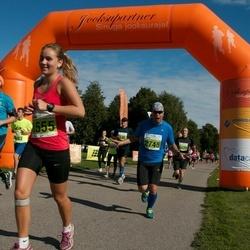 SEB Tallinna Maraton - Annabel Matkur (1555), Otto Riisenberg (2746)
