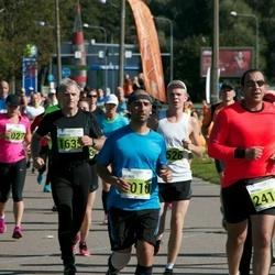 SEB Tallinna Maraton - Boris Fridman (1010), Mihail Gavrilov (2418)