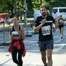 SEB Tallinna Maraton - Sofya Naritsyna (800), Artemi Beljajev (2012)